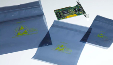 Clear Anti Static Bags